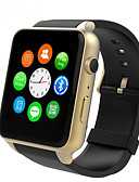 cheap Smartwatches-Smart Watch iOS Android GPS Touch Screen Heart Rate Monitor Pedometers Health Care Camera Alarm Clock Information Hands-Free Calls Find