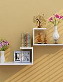 baratos Moda Íntima Exótica para Homens-Tema Flores Decoração de Parede Madeira Modern Arte de Parede, Tapeçarias Decoração