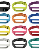 cheap Smart Activity Trackers & Wristbands-Wristbands Water Resistant / Water Proof / Sports TPE Black / Green / Blue