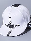 baratos Chapéus de Moda-Unisexo Algodão, Chapéu de sol Boné Retalhos