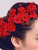 povoljno Haljine za male djeveruše-Imitacija bisera Cvijeće / Kosa za kosu s 1 Vjenčanje / Special Occasion Glava