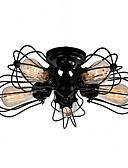 billige Damekjoler-QINGMING® 5-Light Anheng Lys Omgivelseslys Malte Finishes Metall designere 110-120V / 220-240V Pære ikke Inkludert / E26 / E27