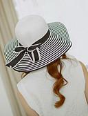 billige Trendy klokker-Kurvevarer Hatter med 1 Bryllup / Spesiell Leilighet / Avslappet Hodeplagg