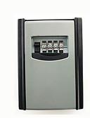 baratos Biquínis e Roupas de Banho Femininas-Caixa de chave Metal Desbloqueio de senha para Tecla