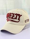 abordables Sombreros de  Moda-Unisex Algodón Sombrero para el sol Gorra de Béisbol Retazos