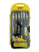رخيصةأون بدلات غطس و بدلات المنقذ-أداة rewin 14PCS مجموعة هواية سكين