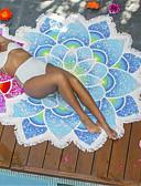 abordables Vestidos de Mujer-Mujer Boho Toalla de Playa - Estampado, Floral