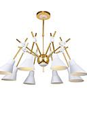 hesapli Göbek Dansı Giysileri-8-Işık Avizeler Ortam Işığı - Mini Tarzı, tasarımcılar, 110-120V / 220-240V Ampul Dahil / 20-30㎡ / E26 / E27