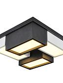 baratos Relógio Esportivo-Montagem do Fluxo Luz Descendente Outros Metal Estilo Mini, LED, Designers 110-120V / 220-240V Fonte de luz LED incluída / Led Integrado