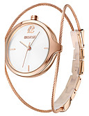 cheap Quartz Watches-WeiQin Women's Wrist Watch Hot Sale Alloy Band Charm / Fashion Silver
