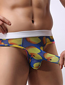 cheap Men's Exotic Underwear-Men's Sexy Shorties & Boyshorts Panties Animal 1 Piece Low Waist