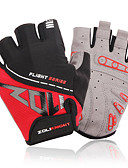 cheap Women's Dresses-Sports Gloves Bike Gloves / Cycling Gloves Wearable Breathable Durable Sweat-Wicking Protective Fingerless Gloves Lycra Cycling / Bike