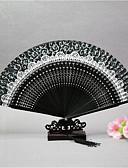 billige Vifter og parasoller-Fest / aften / Avslappet Materiale Bryllupsdekorasjoner Strand Tema / Hage Tema / Asiatisk Tema / Blomster Tema / Sommerfugl Tema / Ferie