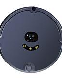 olcso Sportos óra-FENGRUI Robot Vacuum Tisztító FR-s Távirányító száraz felmosás nedves felmosás Táv LED kijelző 2,4 G Menetrend Tisztítás Kombinált üzemmód / Nedves és száraz felmosás / Self újratöltés