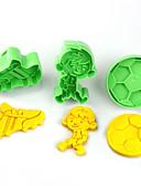 رخيصةأون فساتين الاشبينات-أدوات خبز البلاستيك الاطفال / اصنع بنفسك كعكة أدوات ملفات تعريف الارتباط
