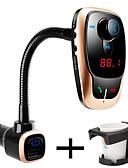 cheap Ice Skating Dresses , Pants & Jackets-X9 Car MP3 Player Bluetooth V2.1 Handsfree Kit Call Wireless FM Modulator TF Card 2 Port Black Dual USB Charger for Music Talking