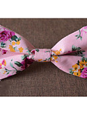 رخيصةأون ربطات العنق للرجال-ربطة العقدة طباعة قطن, الحديثة / المعاصرة للرجال