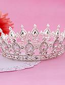 preiswerte Hochzeitskleider-Künstliche Perle / Strass / Aleación Tiaras / Stirnbänder / Kopfbedeckung mit Blumig 1pc Hochzeit / Besondere Anlässe / Geburtstag Kopfschmuck