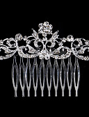 cheap Men's Ties & Bow Ties-Rhinestone / Alloy Hair Combs with 1 Wedding / Special Occasion / Birthday Headpiece