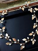 economico Abiti donna-Perle finte / Lega Cerchietti / Cappelli / Head Chain con Fantasia floreale 1pc Matrimonio / Occasioni speciali / Compleanno Copricapo