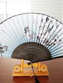 billige Vifter og parasoller-Fest / aften / Avslappet Materiale Bryllupsdekorasjoner Strand Tema / Hage Tema / Sommerfugl Tema / Ferie / Klassisk Tema / rustikk Theme