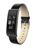 cheap Leggings-Smart Bracelet Smartwatch C9S for iOS / Android Heart Rate Monitor / Blood Pressure Measurement / Calories Burned / Long Standby / Touch Screen Pedometer / Call Reminder / Sleep Tracker / Sedentary