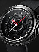 cheap Sport Watches-Men's Sport Watch Chinese Water Resistant / Water Proof / Creative Rubber Band Charm / Luxury / Casual Black / Stainless Steel