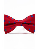 cheap Men's Accessories-Men's Pattern Bow Tie - Jacquard