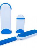 tanie Sukienki-Kuchnia Środki czystości Plastikowy Rolka do czyszczenia ubrań i szczotka Prosty / Niosąc 1szt