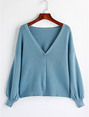 cheap Women's Tops-Women's Casual Cardigan - Solid Colored, Classic Style Butterly Style