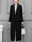 preiswerte Damenmäntel und Trenchcoats-Damen - Solide Mantel Wolle
