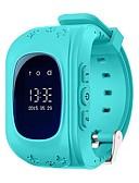 זול מכנסיים ושורטים לגברים-חכמים שעונים Q50-G ל Android GPS / רב שימושי מד צעדים / מזכיר שיחות / מד פעילות / מעקב שינה / Alarm Clock / חיישן כבידה / 72-100 / MTK6261