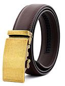 cheap Men's Ties & Bow Ties-Men's Party / Work Waist Belt - Solid Colored