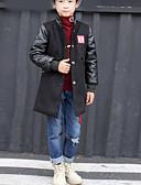 お買い得  男児 ジャケット&コート-男の子 週末 仕様 ジャケット&コート クラシック・タイムレス ブラック