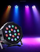 cheap Men's Pants & Shorts-U'King LED Stage Light / Spot Light LED Par Lights DMX 512 Master-Slave Sound-Activated Auto for Club Wedding Stage Party Professional