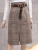 preiswerte Damen Röcke-Damen Street Schick Stifte Röcke - Verziert