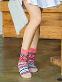 رخيصةأون جوارب و مشدات للنساء-للمرأة دافئ جوارب صوف متعدد اللون, 2PCS وردي بلاشيهغ أزرق فاتح