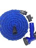 cheap Women's Coats & Trench Coats-Garden Water Hose with Spray Nozzle Expanding Flexible Water Gun Car Wash With Nozzle
