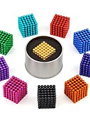 cheap Mechanical Watches-216 pcs 3mm Magnet Toy Magnetic Balls Building Blocks Puzzle Cube Classical Stress and Anxiety Relief Focus Toy Office Desk Toys Boys' Girls' Toy Gift