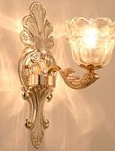 זול טרנינגים וקפוצ'ונים לגברים-מגן עין מנורות קיר סלון אור קיר 220V 5 W / E14