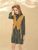 cheap Women's Tops-8CFAMILY Women's Cute Active Street chic Chiffon Dress Print Shirt Collar