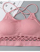 cheap Bras-Women's Full Coverage Bras Wireless - Solid Colored