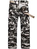 זול מכנסיים ושורטים לגברים-בגדי ריקוד גברים סגנון רחוב צ'ינו מכנסיים להסוות