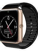 baratos Relógio Esportivo-Homens Mulheres Relógio Esportivo Relógio de Moda Relogio digital Digital Bluetooth Calendário Luminoso Couro Banda Digital Casual Fashion Preta / Vermelho - Preto Prata Vermelho