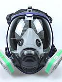 preiswerte Herrenhemden-1 PVC Gummi Sicherheitsmaske Filter 0.3
