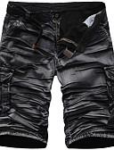 ieftine Tricou Bărbați-Bărbați De Bază Pantaloni Scurți Pantaloni camuflaj