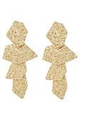 ieftine Tricou-Pentru femei Cercei Stud - Declarație, Clasic, Boem Auriu / Argintiu Pentru Party / Seara Mascaradă