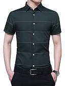 cheap Men's Underwear & Socks-Men's Business Shirt - Striped