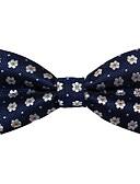 olcso Férfi nyakkendők és csokornyakkendők-Uniszex Virágos Csokor Bájos Party - Csokornyakkendő