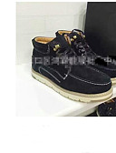 cheap Fashion Belts-Men's Snow Boots Wool Winter Comfort Boots Booties / Ankle Boots Black / Gray / Blue